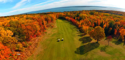 Apostle Highlands Golf Course Bayfield Wisconsin